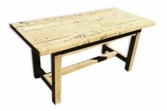 Rénovation entière d'une table-établi