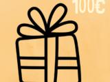 Bon Cadeau100€