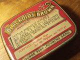Boîte de pastilles année 30
