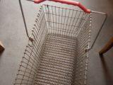 Panier de supermarché vintage