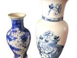 2 vases chinois