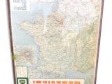 Carte routes de France