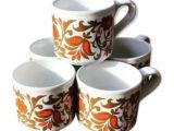 6 tasses café